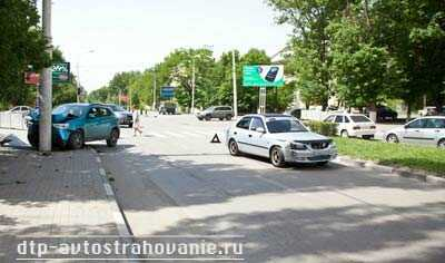 Схема дорожно-транспортного происшествия, схема ДТП