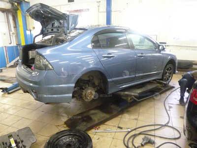 Некачественный ремонт автомобиля после ДТП