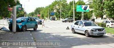 Как оспорить вину в дорожно-транспортном происшествии (ДТП)
